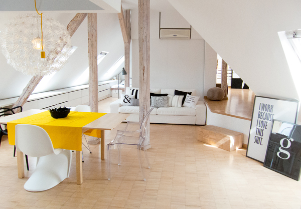 Attic Design Ideas view in gallery 17 Super Smart Ideas For Decorating Your Attic Properly