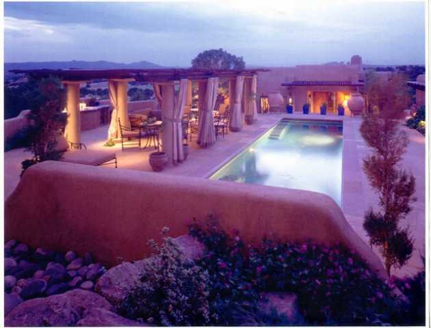 17 Absolutely Stunning Southwestern Swimming Pool Designs