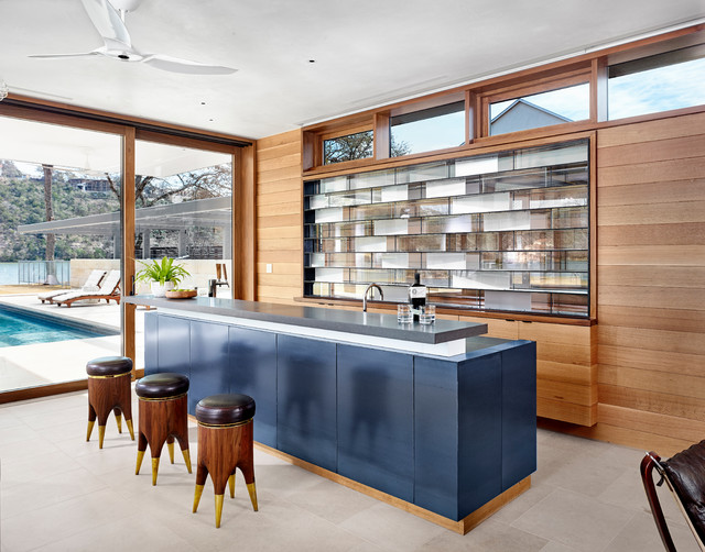 17 extravagant contemporary home bar designs that are for Design your house