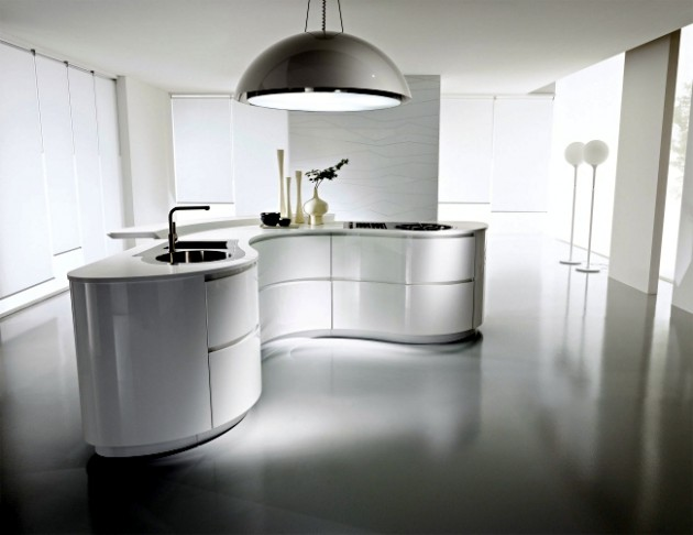 Best  Irresistible Modern Kitchen Islands That Will Make You Say Wow