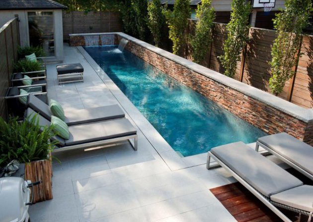 18 Gorgeous Backyard Swimming Pools With Small Sizes For Everyones
