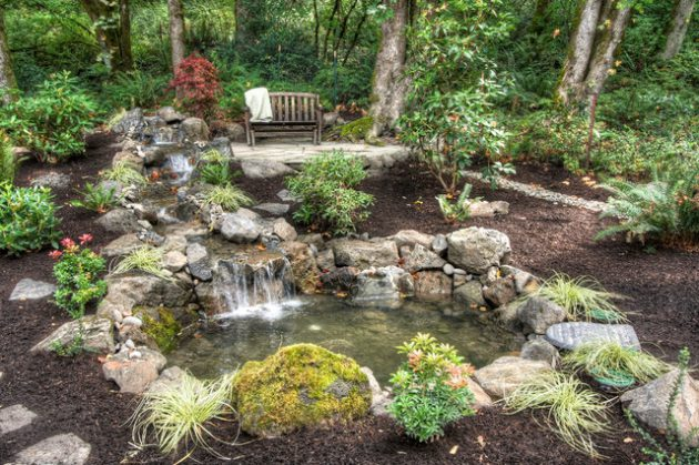 20 Awesome Waterfall Designs To Adorn Your Backyard