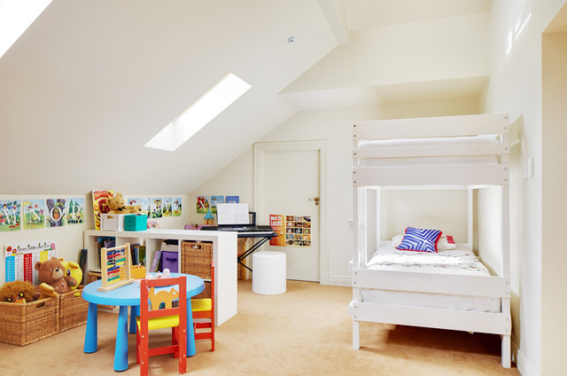Children S And Kids Room Ideas Designs Inspiration: 20 Inspirational Contemporary Kids' Room Designs For All Ages