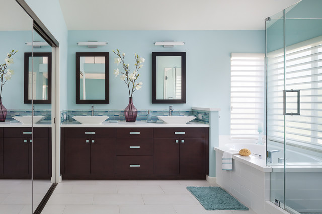 captivating contemporary bathroom designs that will blow you away