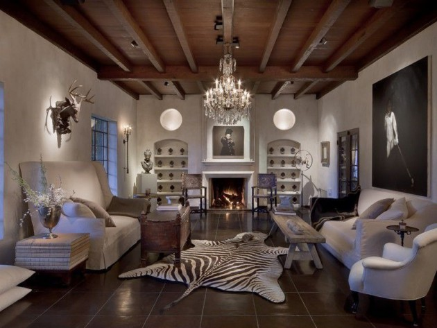 Warning These Are The Best Small Living Room Ideas Of The: 23 Brilliant Living Room Designs With Exposed Beams