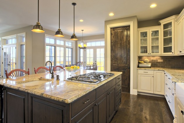 19 Adorable Pendant Lighting Designs To Improve The Ambience In The Kitchen