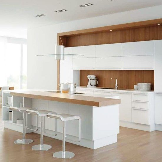 15 trendy white kitchen designs you should see right now for See kitchen designs