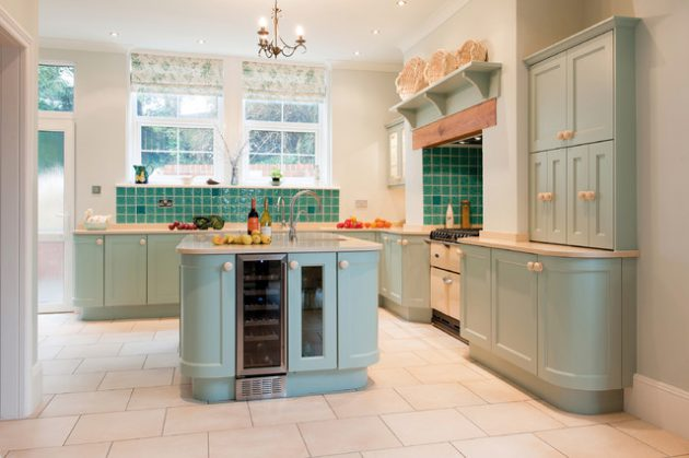 23 Adorable Kitchen Designs That Will Inspire You For Sure