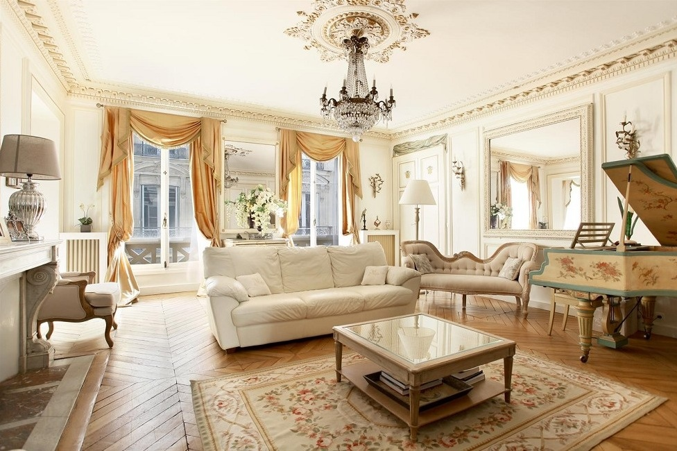 captivating bali style living room designs | 16 Captivating French Style Living Room Designs That Will ...