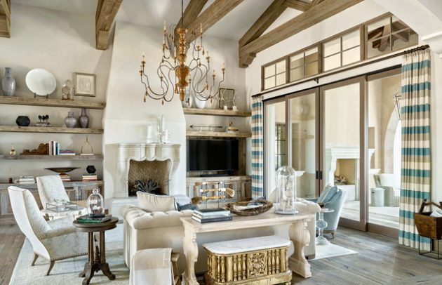 18 Gorgeous Mediterranean Living Room Designs That Will Attract Your Attention