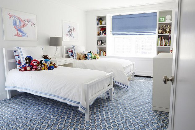 boys small bedroom 20 fascinating child s rooms with identical beds designs 10938