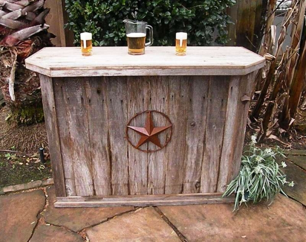 19 super easy cheap diy outdoor bar ideas