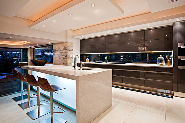 Irresistible Modern Kitchen Islands That Will Make You Say Wow