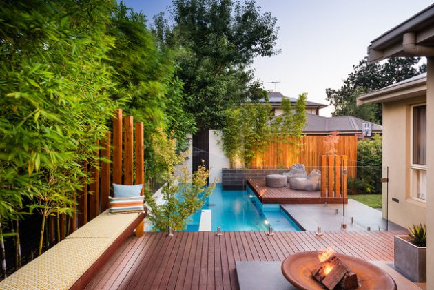 18 Gorgeous Backyard Swimming Pools With Small Sizes For Everyones Taste