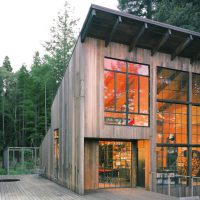 Breuer Cabin – A Modern Californian Cabin by Lundberg Design