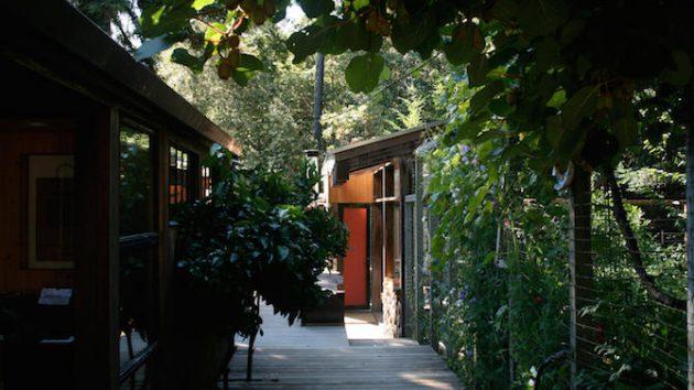 Breuer Cabin   A Modern Californian Cabin by Lundberg Design