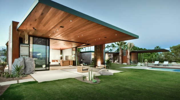 Schnabel Family Retreat by AR&D architects