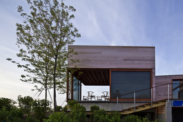 Meet The Island House by Peter Rose + Partners That Will Captivate You