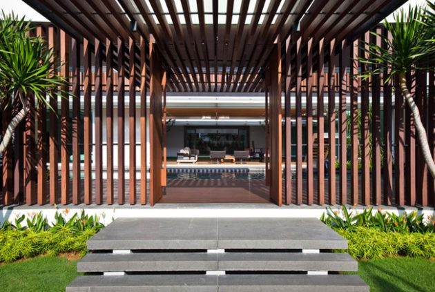 Six Ramsgate Residence By Wallflower Architecture + Design In Singapore