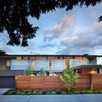 Courtyard House. ©DeForest Architects
