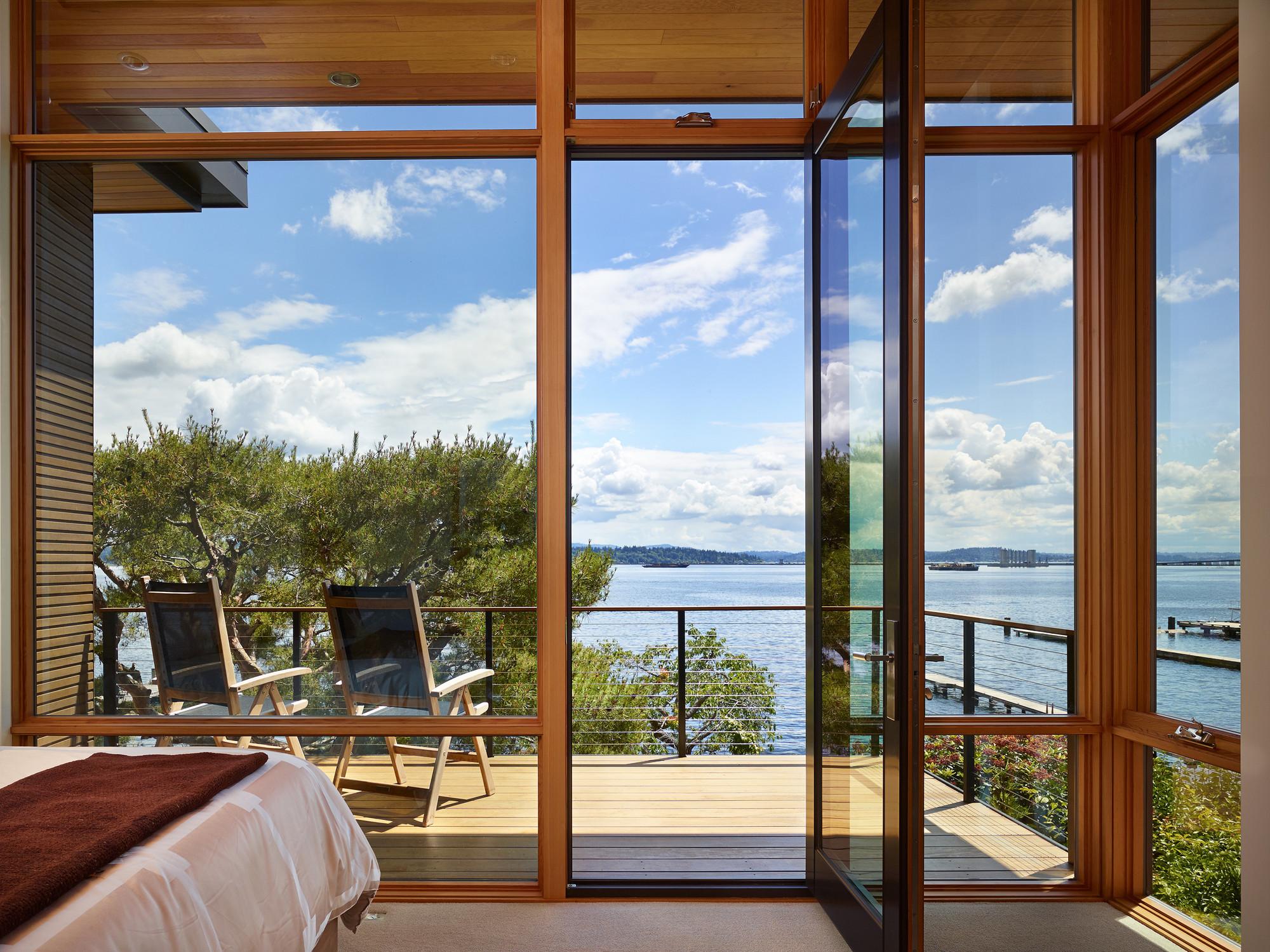 Панорамное остекление лоджий, балконов, террас, собственного.