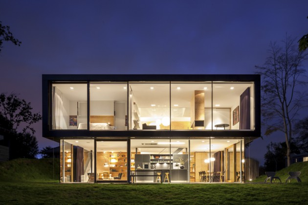 The Stunning Villa V by Paul de Ruiter Architects Will Steal Your Heart