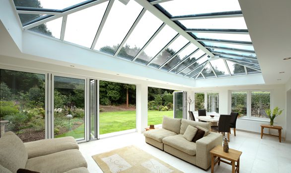 Can't Decide Between a Conservatory or a Sunroom? Then Choose an Orangery