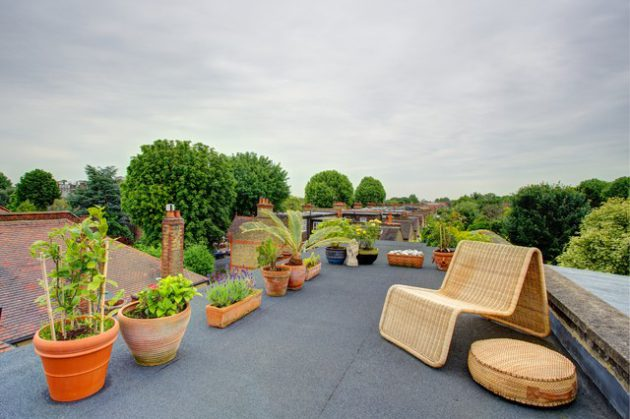 20 Astounding Rooftop Terrace Designs That Will Steal The Show