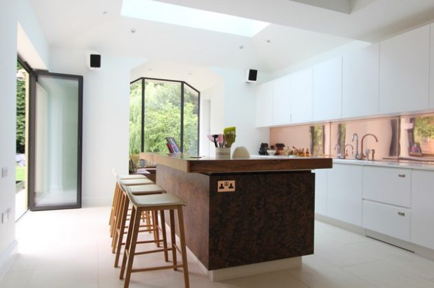 20 Contemporary Kitchen Designs That Abound With Blissful Simplicity