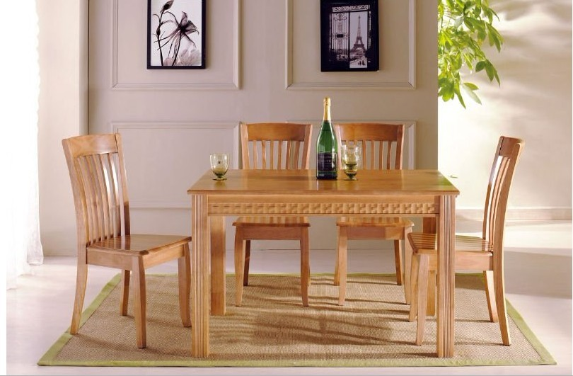 . 19 Divine Dining Rooms With Wooden Dining Room Set
