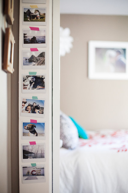 17 Most Creative Ways Display The Photos On The Wall For Everyone's Taste