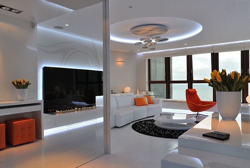 19 Magnificent Modern Ceiling Designs For Personal Touch In Your Living Space