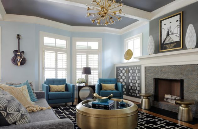 17 Round Coffee Table Designs To Adorn Your Modern Living Room