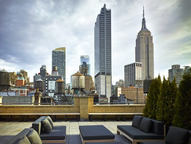 West 27th St., Penthouse, New York, NY