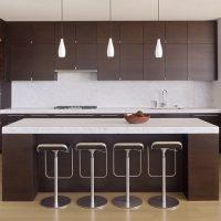 18 Fascinating Hanging Kitchen Lighting Ideas For Modern Kitchens