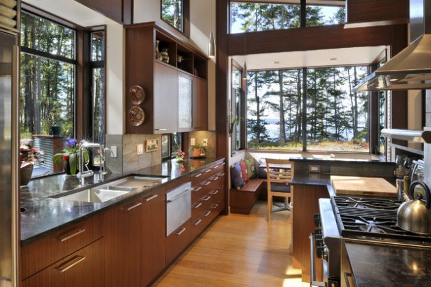 amazing kitchens designs 19 truly amazing kitchen designs with breathtaking view 4027