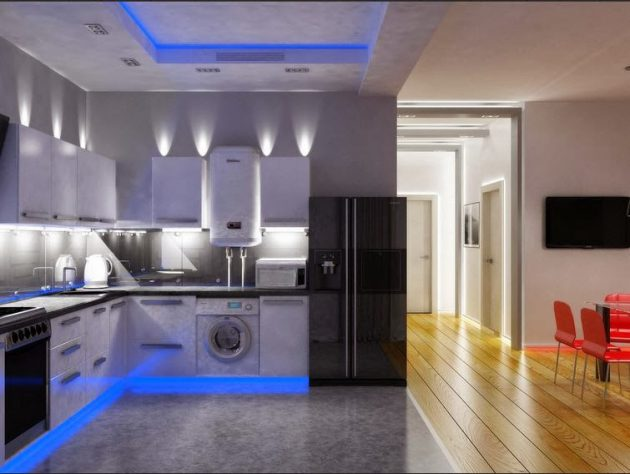 Kitchen Led Lighting Ideas That