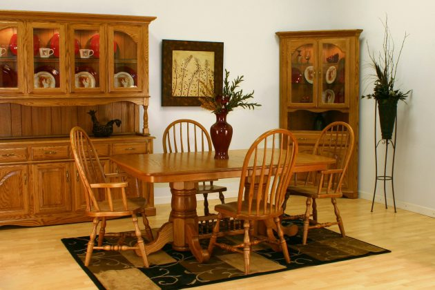 19 Divine Dining Rooms With Wooden Dining Room Set