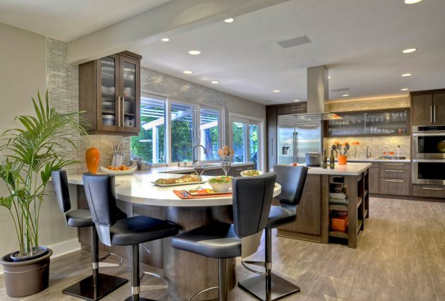 17 Original & Unique Kitchen Designs That Will Blow Your Mind