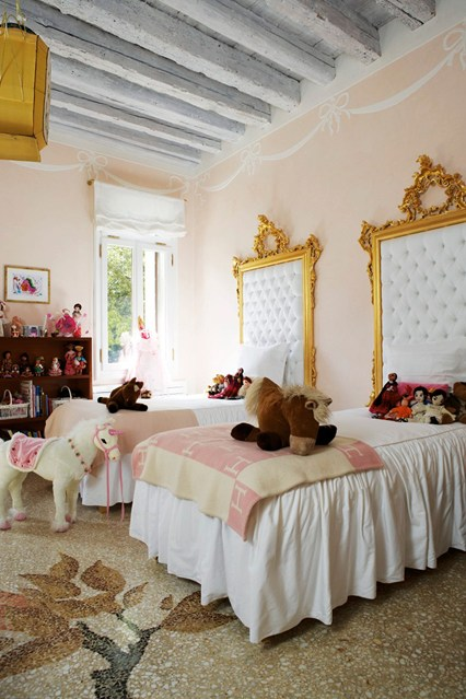 16 Classy Girls Room Designs In French Style