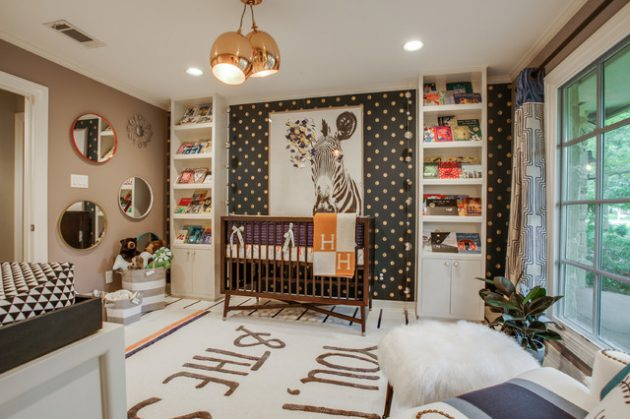 17 Magnificent Childs Room Designs With Accent Wall