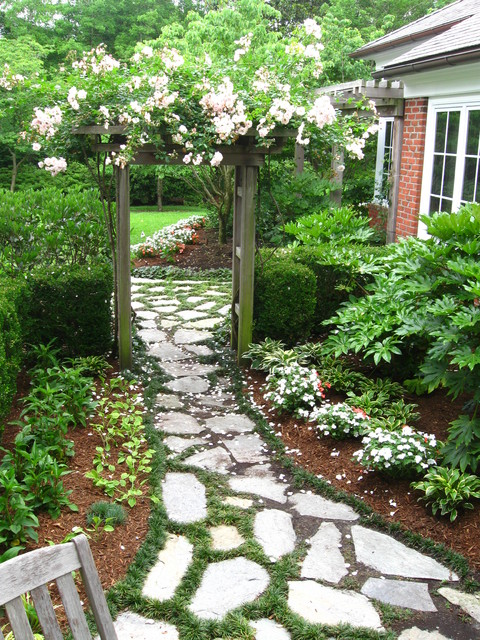 How To Make A Stone Pathway