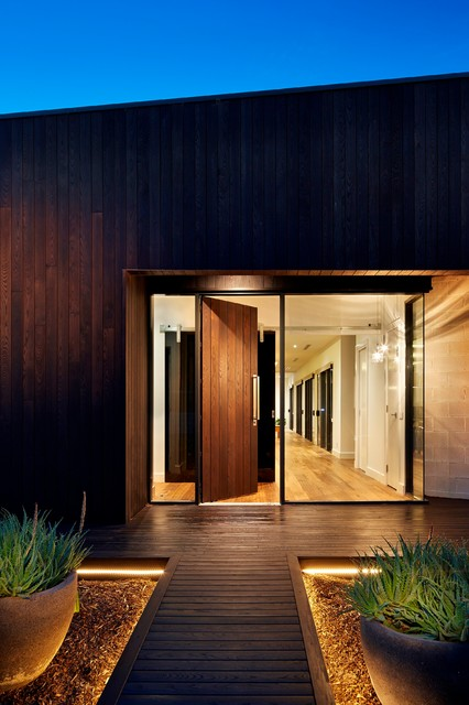 15 Irresistible Contemporary Entrance Designs You Won't Turn Down