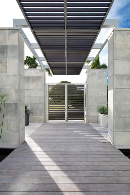 15 Irresistible Contemporary Entrance Designs You Won T