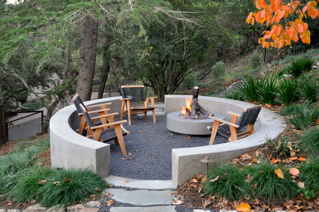 15 Outstanding Contemporary Landscaping Ideas Your Garden ... on Contemporary Backyard Landscaping Ideas id=44396