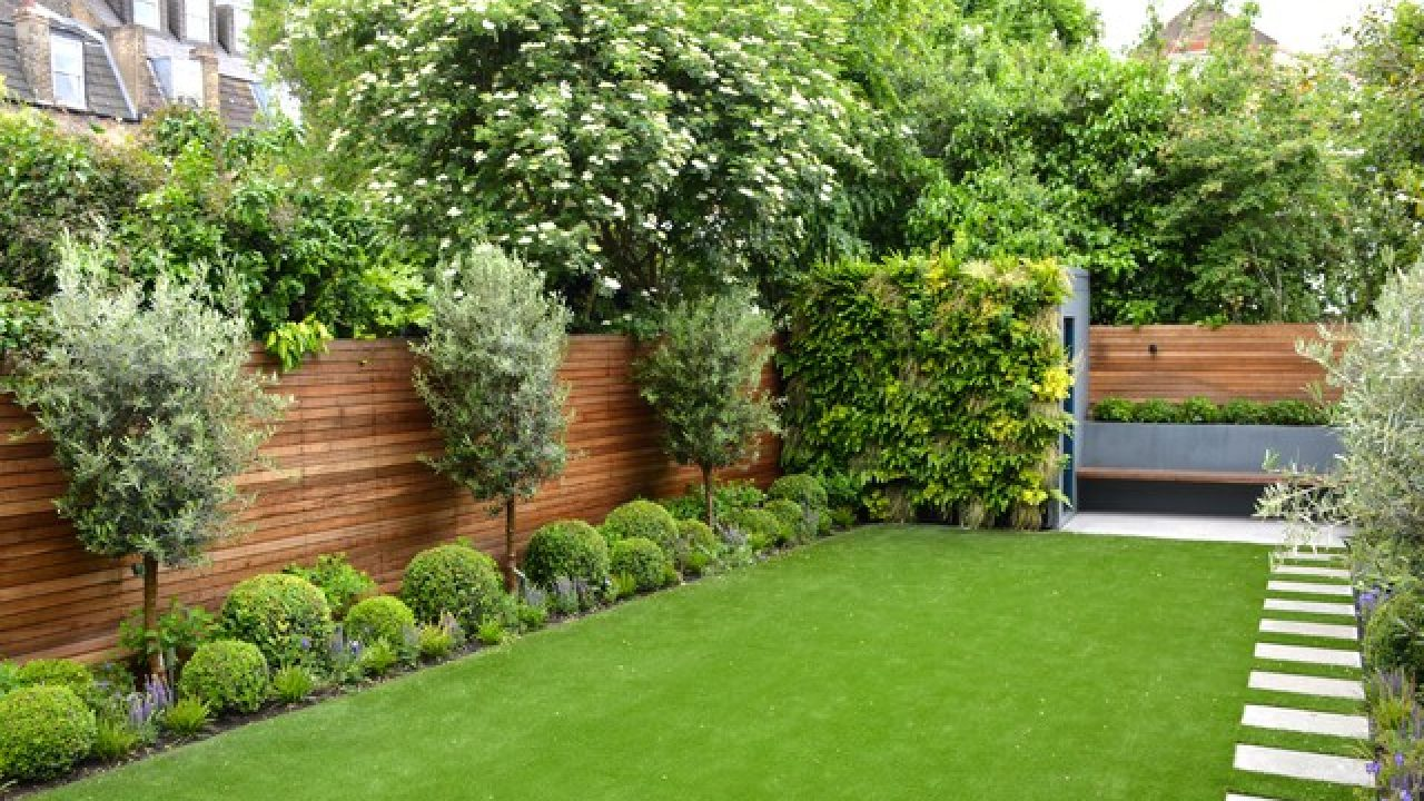 Contemporary Landscaping Ideas
