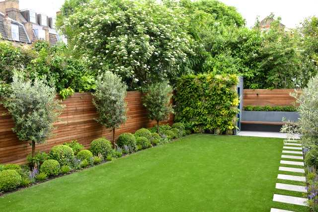 15 Outstanding Contemporary Landscaping Ideas Your Garden ... on Cost To Landscape Small Backyard id=69092