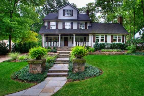 Divine Front Yard Designs That Everyone Will Envy
