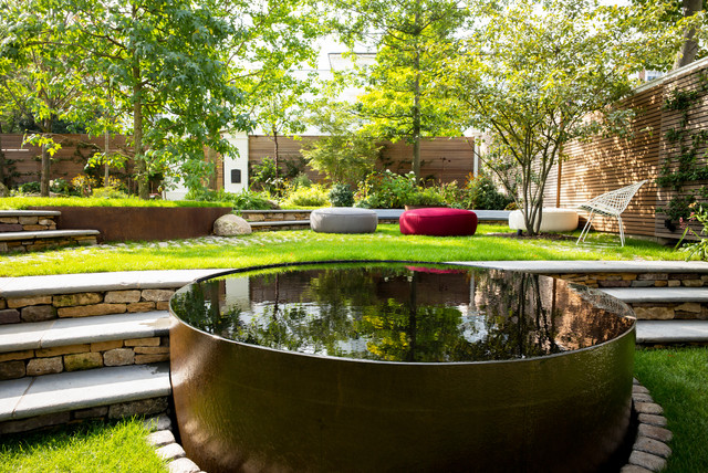 16 Dazzling Contemporary Swimming Pool Designs To Enjoy In