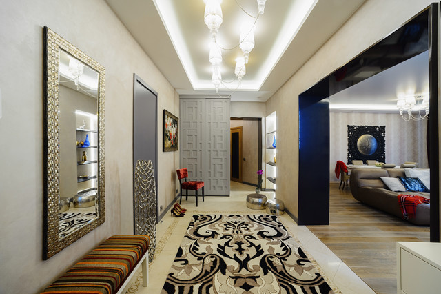 enticing contemporary entry hall designs that will accommodate you